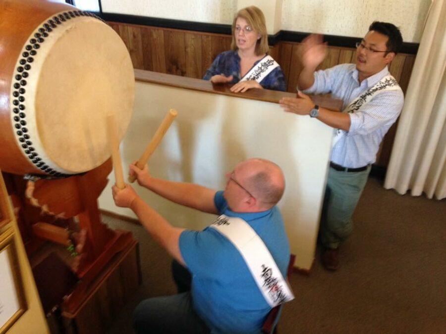 Practice/Training on Drum